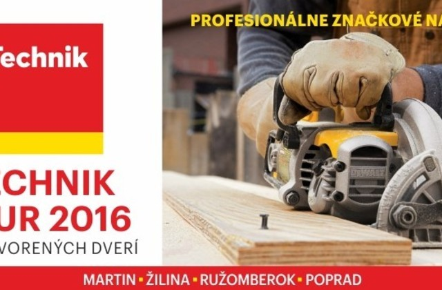 30.5.-2.6. 2016 Technik tour 2016