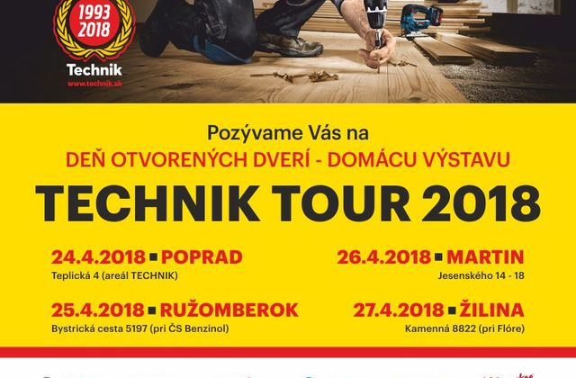 Technik Tour 2018